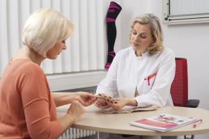 Brustkrebs-assoziierte-Lymphödem