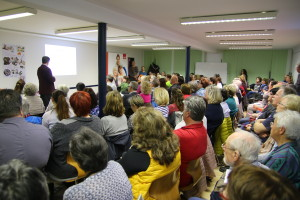 Vortrag von Dr. Neidhart in Singen